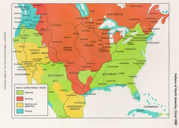Indigenous Tribes Of Mexico Map.Maps Zoltan Grossman
